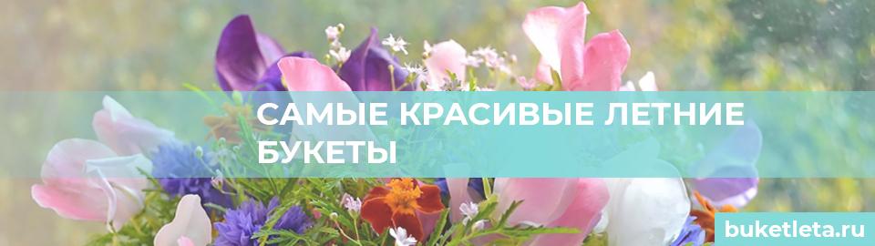 Самые красивые летние цветы