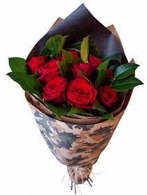 Красивый букет длинных красных роз фото, продажа комнатных цветов в оренбурге