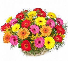Букет в корзинке уход, купить букет цветов онлайн в санкт-петербурге