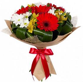 Цветы на выпускной купить